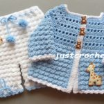 crochet coat-bloomers