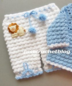 crochet bloomers