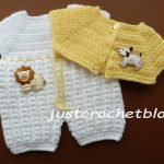 crochet bodysuit and short jacket