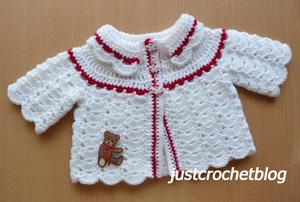 crochet coat1 uk