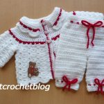 crochet collared coat-bloomers