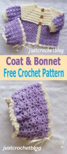 crochet sweet two piece