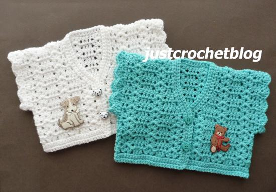 crochet girls short cardigan uk