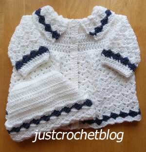 crochet coat and ski hat1