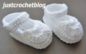crochet booties1