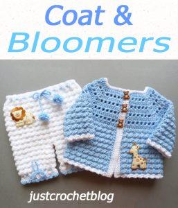 Coat & Bloomers