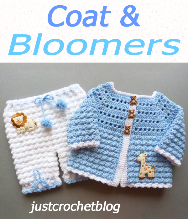 Coat & Bloomers