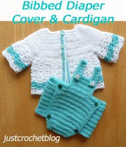 Diaper Cover & Cardi