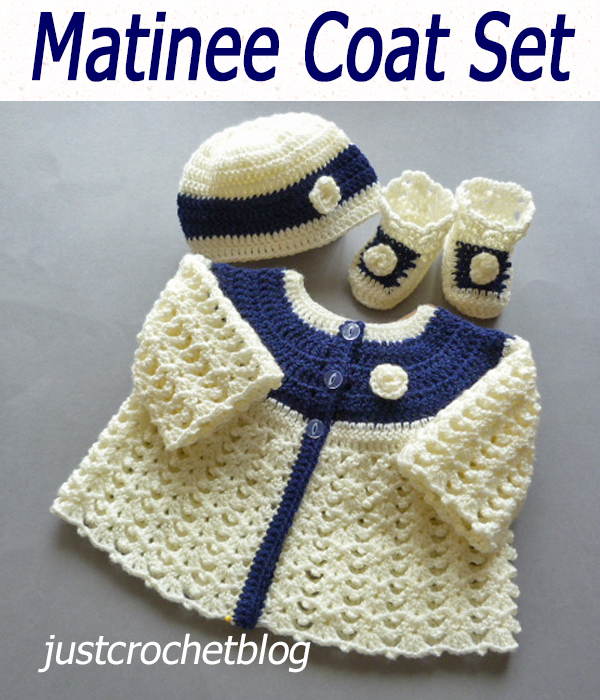 Matinee Coat Set
